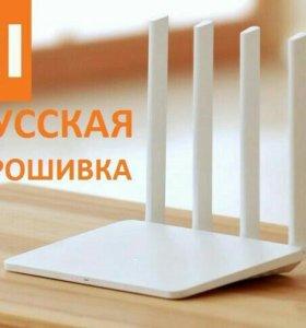 Роутер Xiaomi Mi 3 Русская прошивка Asus
