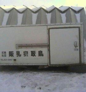 Термо-будка на грузовик