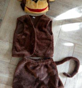 Карнавальный костюм обезьяны