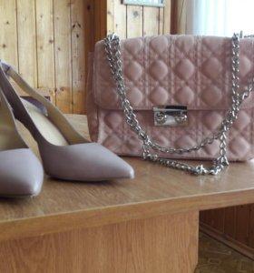 Туфли+сумочка