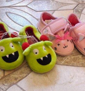 Обувь для малыша р.20,5 mothercare