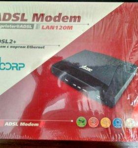 ADSL Модем Acorp LAN 120M