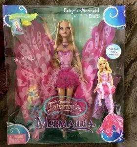 Кукла Элина мермедия новая