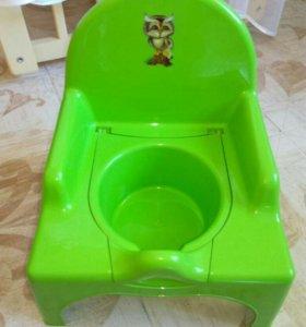 Горшок-стул детский ,очень удобный !!!