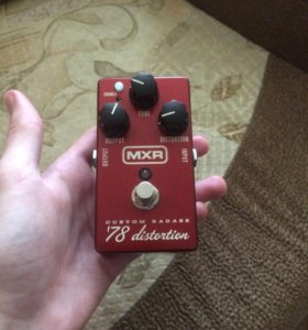 Dunlop MXR custom badass '78 Distortion