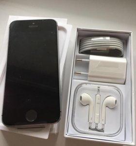 iPhone 5s 16gb, новый, оригинал, lte