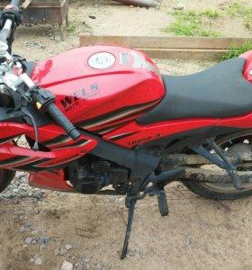Мотоцик wels 250cc
