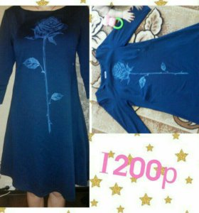 Платье для беременной и кормящей