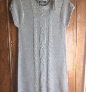 Платье вязаное 👍🏻