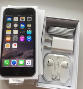 iPhone 6 16gb, новый, оригинальный
