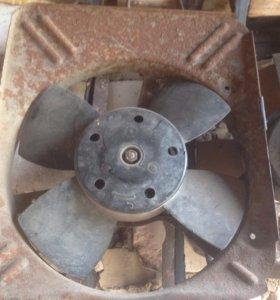 Вентилятор радиатора ваз 2101-07