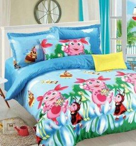 Лунтик Детское постельное белье