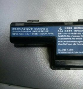 батарея для Acer
