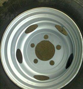 Диск на грузовик R17,5