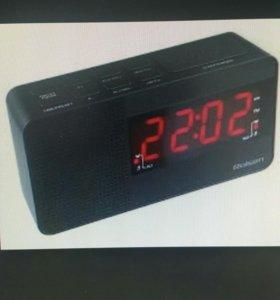 Радиобудильник rolsen cr-210