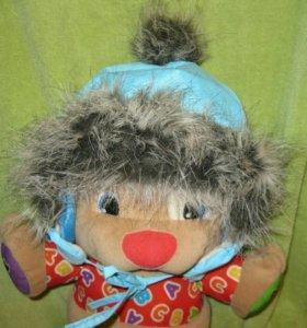 Новая зимняя шапка Lassie