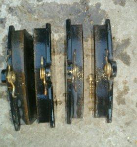 Тормозные колодки ВАЗ 2109