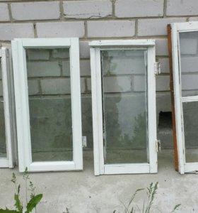 Рамы деревянные со стеклами