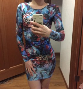 Платье-туника S
