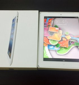 Планшет Apple iPad 3 64Gb Wi-Fi + Cellular рст