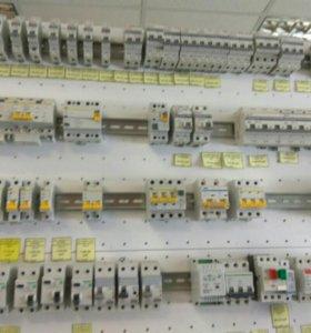 Автоматические выключатели новые