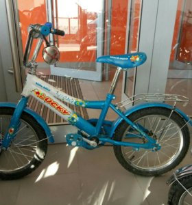 """Велосипед Lucky 16"""" б\у"""