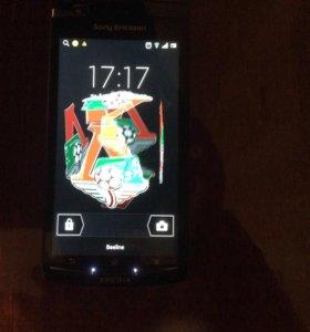 Телефон Sony Ericsson XPERIA