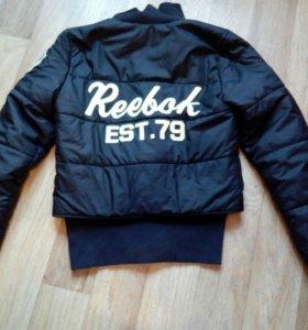 Куртка демисезон Reebok XS-S