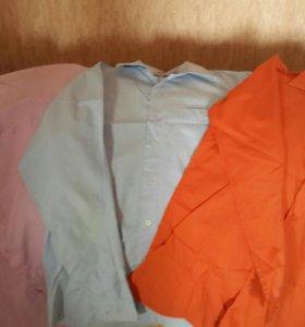 Рубашки в ассортимннте