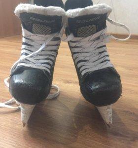 Коньки хоккейные Bauer Supreme 170