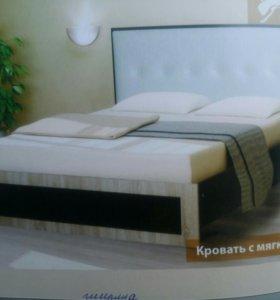 Кровать160×200