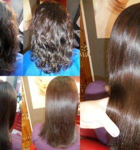 Нановостановление волос