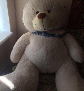 Огромный плюшевый мишка (медведь 220 см)