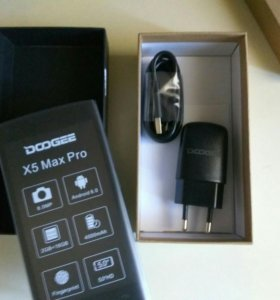 doogee x5 max pro (черный)