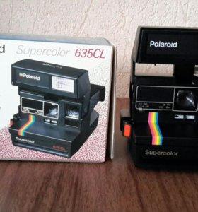 Фотоаппарат Polaroid Supercolor 635 CL