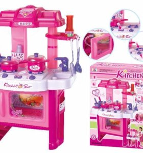 Кухня детская новая