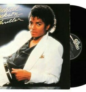 Виниловая пластинка Michael Jackson. Thriller