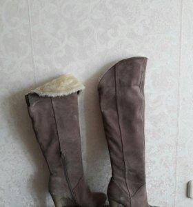 Ботинки и Сапоги 👢