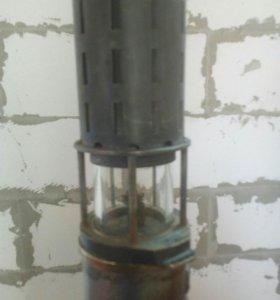 Керасиновая лампа 60х годов