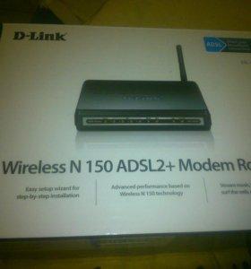 ADSL роутер