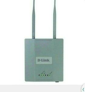Wifi роутер d-link dwl 3200ap