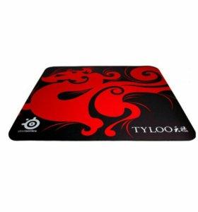 """Игровой коврик для мыши """"SteelSeries TYLOO"""""""