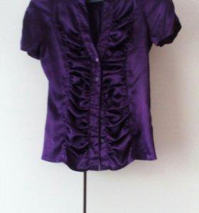 Блузка, пиджак