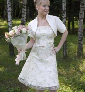 Коктейльное (выпускное) платье