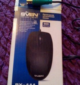 Новая компьютерная мышка.