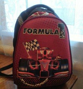 Портфель рюкзак Формула1