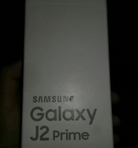 Samsung galaky J2 Prime