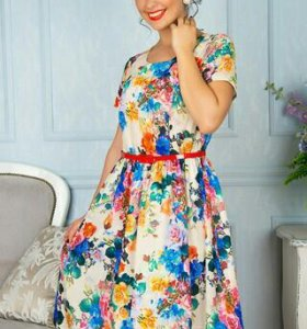 Платье р. 46, б/у 1 раз