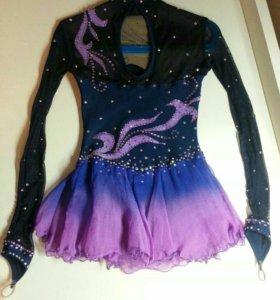 Платье для фигурного выступления