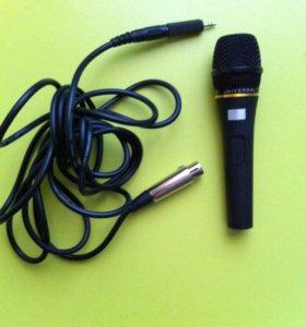 🎤Караоке- Микрофон BBK DM-130